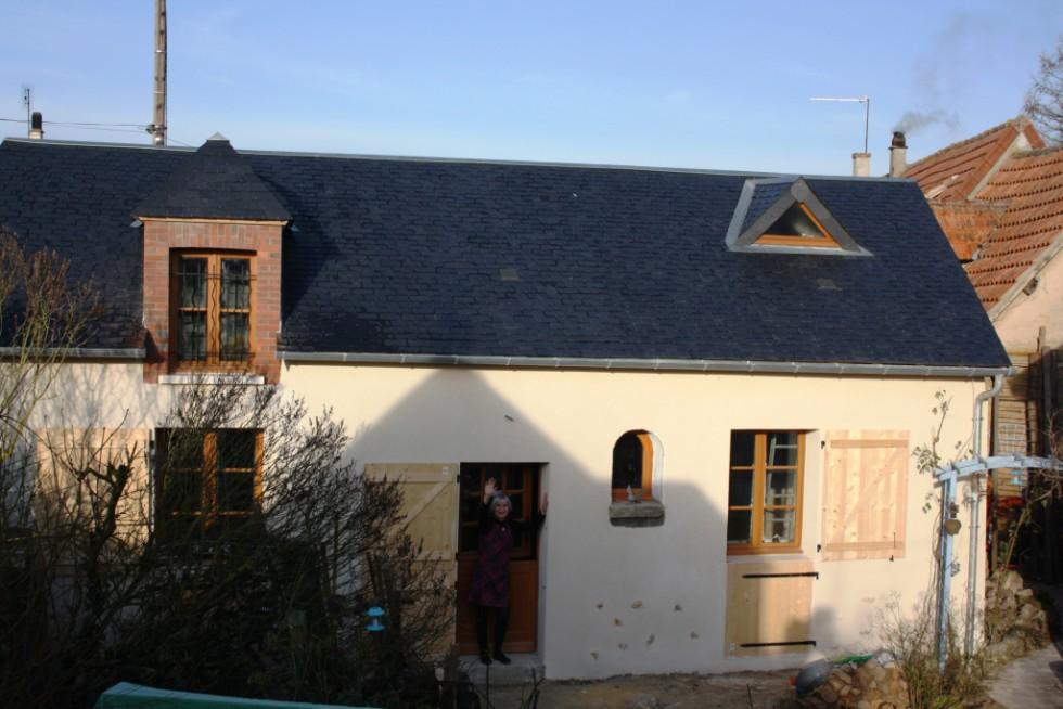 Achat maison - rénovation pour chambres d'hôtes