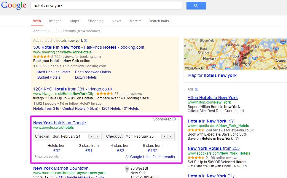 Illustration_google_hotel_finder_New_York_reussir_sa_maison_hotes