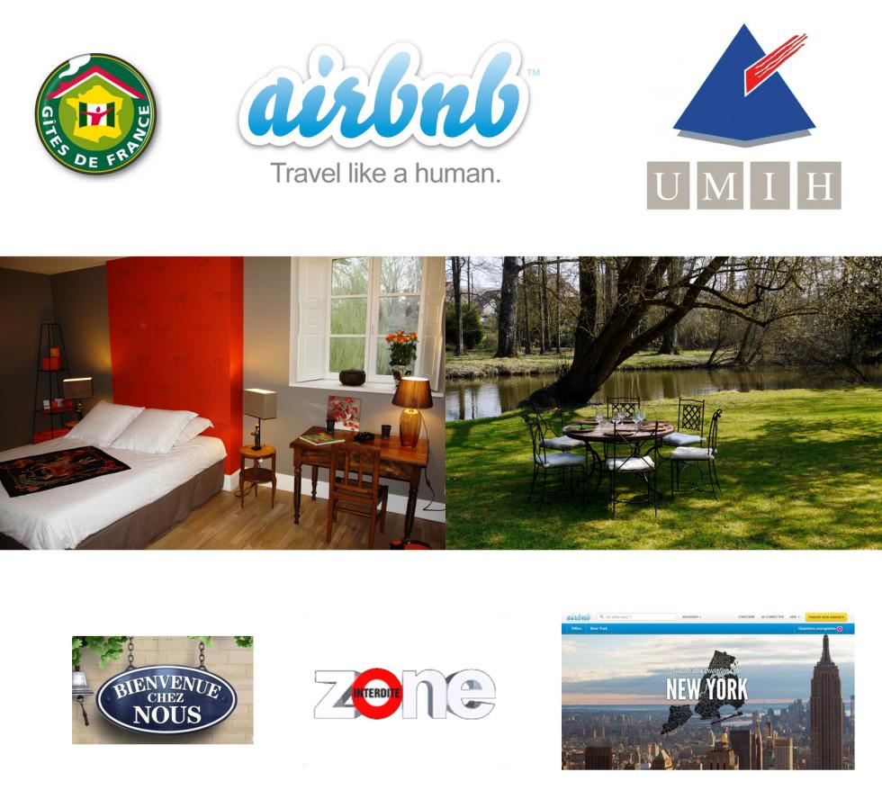 airbnb umih label national bienvenue chez nous riche actualit des chambres d 39 h tes le. Black Bedroom Furniture Sets. Home Design Ideas