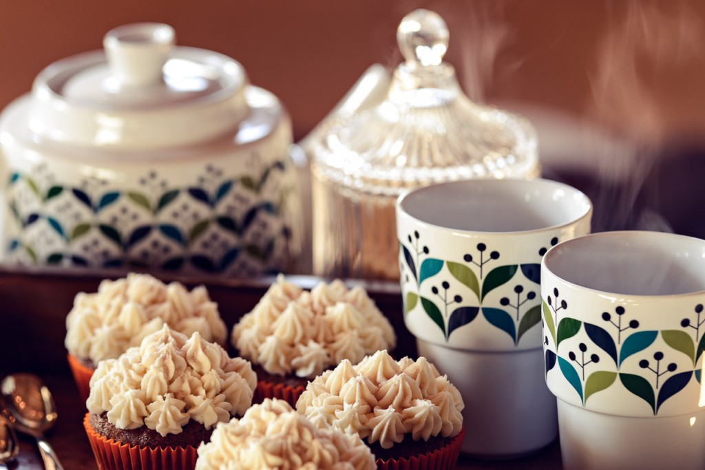 L'heure du thé © Yoan Chevojon