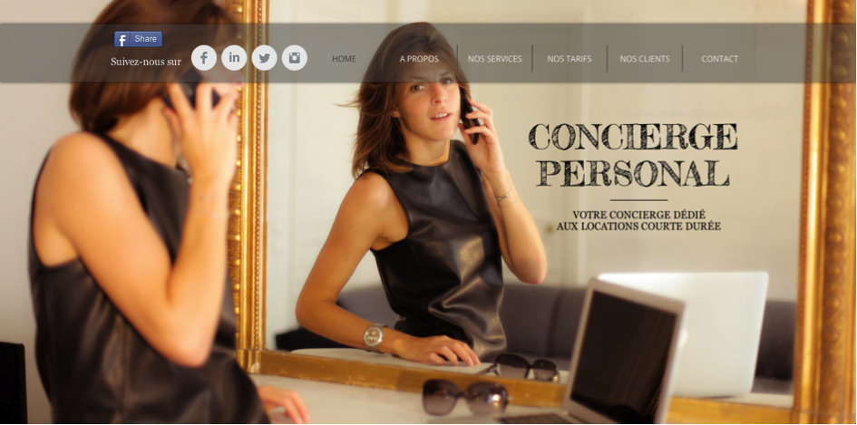 Conciergepersonal