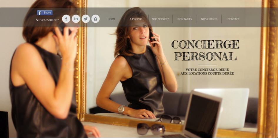 Conciergepersonal