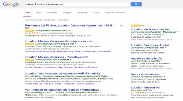 Recherche_générique_touriste_Google_gite_chambre_hotes