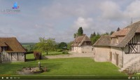 Video_film_drone_Bihoree_chambre_hote_maison_hotes_Normandie_Olympecom