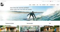 Positionnement_produit_surf_thème_sport_Landes_BoardAndBreakfast_Guestetstrategy