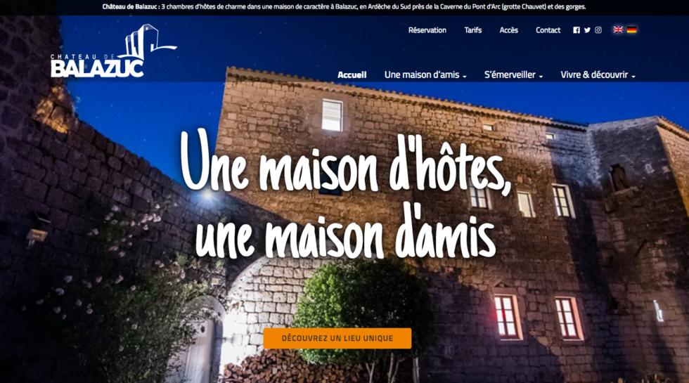 Décryptage de 4 stratégies webmarketing déployées par 4 hébergements touristiques